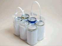 6缶用H台紙袋